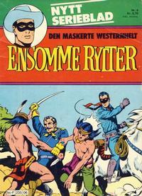 Cover Thumbnail for Ensomme Rytter (Hjemmet / Egmont, 1977 series) #6