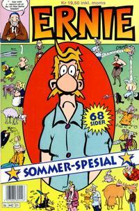Cover for Ernie Sommer-spesial (Bladkompaniet / Schibsted, 1994 series) #[1994]