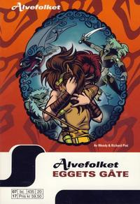 Cover Thumbnail for Alvefolket (Hjemmet / Egmont, 2005 series) #20
