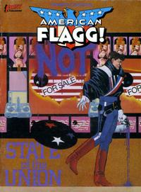 Cover Thumbnail for American Flagg!: State of the Union (First, 1989 series) #[nn]