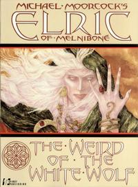 Cover Thumbnail for Elric: Weird of the White Wolf Graphic Novel (First, 1990 series)