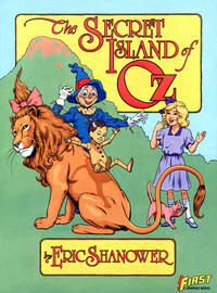 Cover Thumbnail for The Secret Island of Oz (First, 1986 series) #[nn]