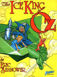 Cover Thumbnail for The Ice King of Oz (First, 1987 series) #[nn]