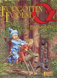 Cover Thumbnail for The Forgotten Forest of Oz (First, 1988 series)