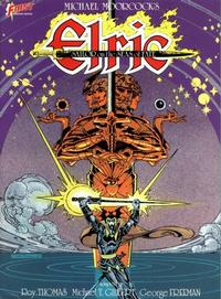 Cover Thumbnail for Elric: Sailor on the Seas of Fate (First, 1987 series)