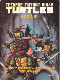 Cover Thumbnail for Teenage Mutant Ninja Turtles (First, 1986 series) #3