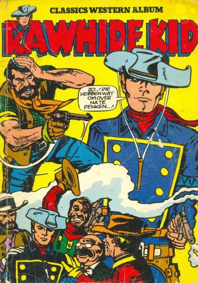 Cover for Rawhide Kid Album (Classics/Williams, 1974 series) #2