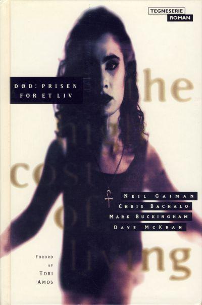 Cover for Død: Prisen for et liv (Bladkompaniet, 1997 series)