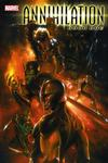 Cover for Annihilation (Marvel, 2007 series) #1