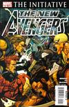 Cover for New Avengers (Marvel, 2005 series) #29