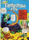 Cover for Fantastiske Fire (Serieforlaget / Se-Bladene / Stabenfeldt, 1968 series) #1/1968