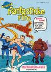 Cover for Fantastiske Fire (Serieforlaget / Se-Bladene / Stabenfeldt, 1968 series) #4/1968