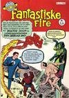 Cover for Fantastiske Fire (Serieforlaget / Se-Bladene / Stabenfeldt, 1968 series) #6/1968