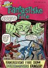 Cover for Fantastiske Fire (Serieforlaget / Se-Bladene / Stabenfeldt, 1968 series) #8/1968