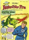 Cover for Fantastiske Fire og Edderkoppen (Serieforlaget / Se-Bladene / Stabenfeldt, 1968 series) #10/1968