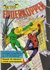 Cover for Edderkoppen (Serieforlaget / Se-Bladene / Stabenfeldt, 1968 series) #2/1968