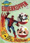 Cover for Edderkoppen (Serieforlaget / Se-Bladene / Stabenfeldt, 1968 series) #8/1968
