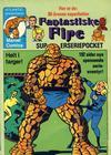Cover for De Fantastiske Fire [Fantastiske Fire superseriepocket] (Atlantic Forlag, 1979 series) #1