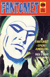 Cover for Fantomet (Nordisk Forlag, 1973 series) #20/1975