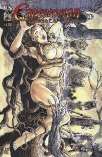Cover Thumbnail for Cavewoman: Pangaean Sea (Basement, 2000 series) #4