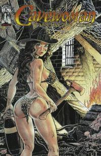 Cover Thumbnail for Cavewoman: Pangaean Sea (Basement, 2000 series) #5