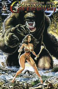 Cover Thumbnail for Cavewoman: Pangaean Sea (Basement, 2000 series) #6