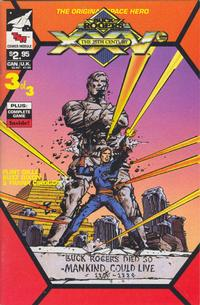Cover Thumbnail for Buck Rogers Comics Module (TSR, 1990 series) #3