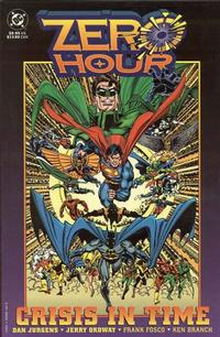 Cover Thumbnail for Zero Hour: Crisis in Time (DC, 1994 series)