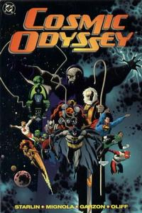 Cover Thumbnail for Cosmic Odyssey (DC, 1992 series)