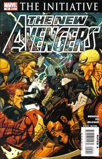 Cover Thumbnail for New Avengers (Marvel, 2005 series) #29