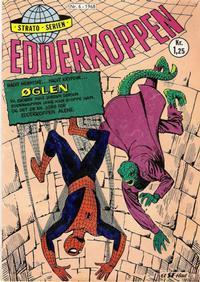 Cover Thumbnail for Edderkoppen (Serieforlaget / Se-Bladene / Stabenfeldt, 1968 series) #6/1968