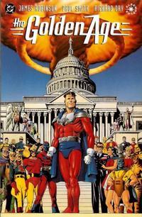 Cover Thumbnail for The Golden Age (DC, 1995 series)