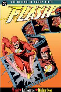 Cover Thumbnail for Flash: The Return of Barry Allen (DC, 1996 series)