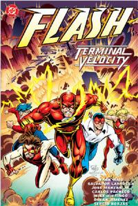 Cover Thumbnail for Flash: Terminal Velocity (DC, 1995 series)
