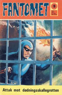 Cover Thumbnail for Fantomet (Romanforlaget, 1966 series) #3/1971