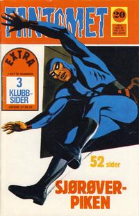 Cover Thumbnail for Fantomet (Nordisk Forlag, 1973 series) #20/1973