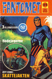 Cover Thumbnail for Fantomet (Nordisk Forlag, 1973 series) #23/1973