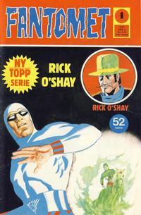 Cover Thumbnail for Fantomet (Nordisk Forlag, 1973 series) #4/1974
