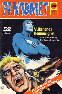 Cover Thumbnail for Fantomet (Nordisk Forlag, 1973 series) #20/1974