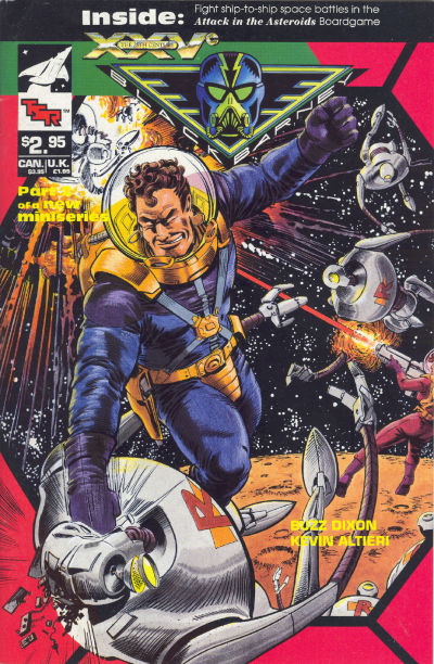 Cover for Buck Rogers Comics Module (TSR, 1990 series) #5