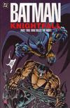 Cover for Batman: Knightfall, Part Two: Who Rules the Night (DC, 1993 series)  [2nd Print]