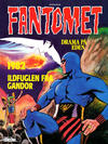 Cover for Fantomet årsalbum (Semic, 1977 series) #1982