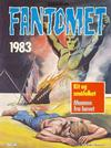 Cover for Fantomet årsalbum (Semic, 1977 series) #1983