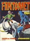 Cover for Fantomet årsalbum (Semic, 1977 series) #1984