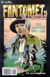 Cover for Fantomets krønike (Hjemmet / Egmont, 1998 series) #3/2003