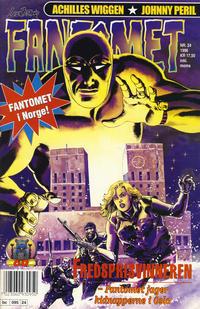 Cover Thumbnail for Fantomet (Semic, 1976 series) #24/1996