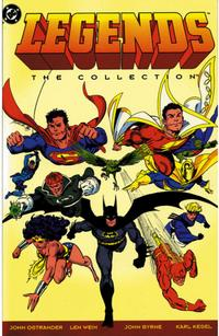 Cover Thumbnail for Legends: The Collection (DC, 1993 series)