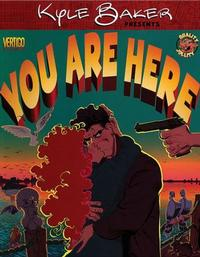 Cover Thumbnail for You Are Here (DC, 1998 series)