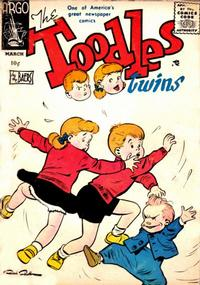Cover Thumbnail for Toodles (Argo Publications, 1956 series) #1