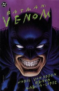 Cover Thumbnail for Batman: Venom (DC, 1993 series)  [First Printing]